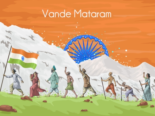 Celebration of Independence Day in India