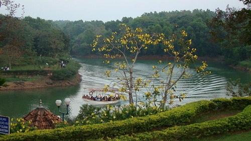 Cauvery Nisargadhama, Kodagu