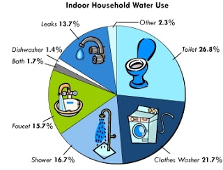 Save water chart