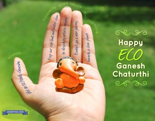 Ways To Celebrate Eco-friendly Ganesh Festival